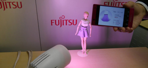Led me see some ID! LED Lighting Technology van Fujitsu