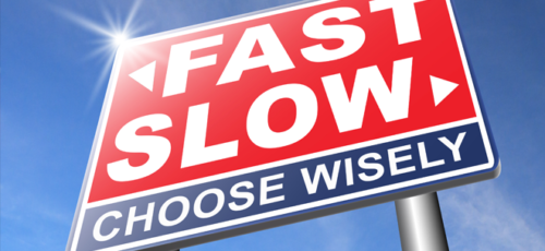 'Life in the fast lane' met Transformational AMS
